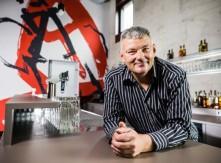 Ingo Lemmer, Wirt des Kufa-Cafés
