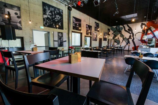 Café Auszeit der Kulturfabrik Hoyerswerda